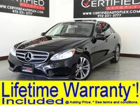 Mercedes-Benz E350 SPORT COLLISION PREVENTION ASSIST PLUS NAVIGATION SUNROOF LEATHER HEATED SEATS 2016