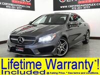 Mercedes-Benz CLA250 SPORT PKG AMG WHEEL PKG NAVIGATION LEATHER BLUETOOTH APPEARANCE PKG 2014
