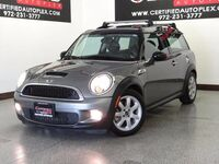 MINI Cooper S AUTOMATIC PANORAMA LEATHER HEATED SEATS PADDLE SHIFTERS CRUISE CONTROL PO 2010