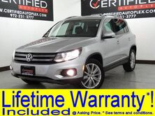 Volkswagen Tiguan SEL NAVIGATION PANORAMA HEATED SEATS REAR CAMERA BLUETOOTH KEYLESS START 2014