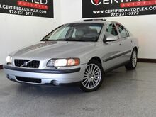 2004 Volvo S60 2.5T SUNROOF LEATHER HEATED SEATS KEYLESS ENTRY POWER LOCKS DUAL POWER SEAT Carrollton TX