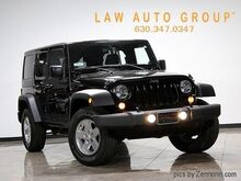 2014 Jeep Wrangler Unlimited Willys Wheeler Bensenville IL