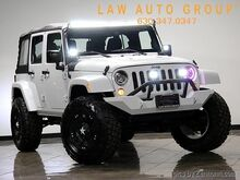 2015 Jeep Wrangler Unlimited Sport 3 Blk Mnt Lift Bensenville IL