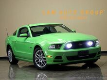 2013 Ford MUSTANG GT 5.0 6-SPEED MANUAL Bensenville IL