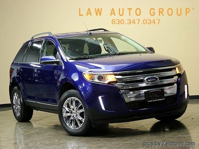 2015 Ford Edge Limited Owners Manual