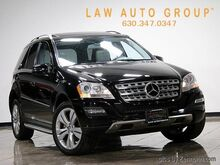 2011 Mercedes-Benz ML350 4MATIC Bensenville IL