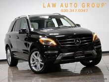 2013 Mercedes-Benz M-Class ML 350 20 Wheels Nav Bensenville IL