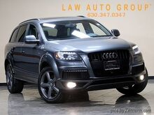2015 Audi Q7 3.0T S-Line S-Line Prestige Black Optic Package Bensenville IL