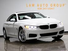 2015 BMW 4 Series 435i xDrive M-sport Coupe Bensenville IL