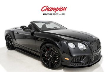 2016 Bentley Continental GT Speed Pompano Beach FL