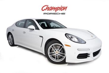 2016 Porsche DEMO SALE Panamera Edition Pompano Beach FL