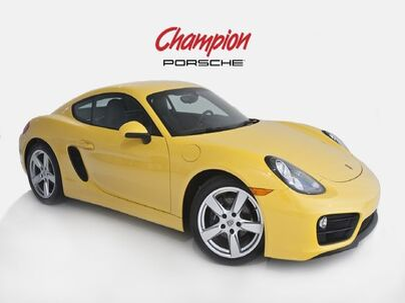 2016 Porsche Cayman  Pompano Beach FL