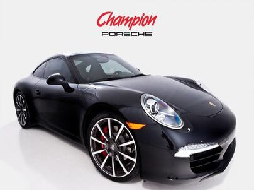 2015 Porsche 911 S Pompano Beach FL