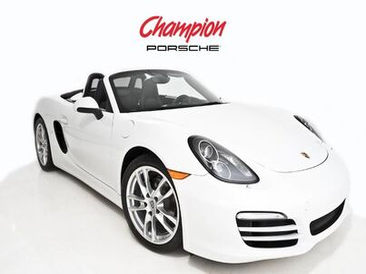 2014 Porsche Boxster  Pompano Beach FL