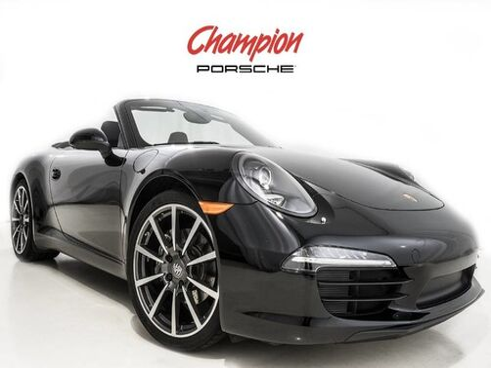 2014 Porsche 911 Carrera  Pompano Beach FL