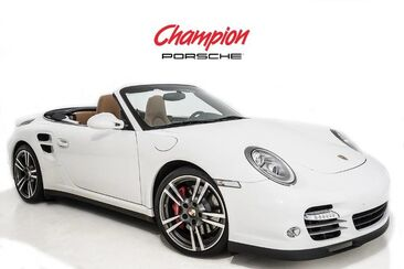 2012 Porsche 911 Turbo Pompano Beach FL