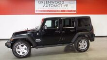 2012 Jeep Wrangler Unlimited Sport Greenwood Village CO