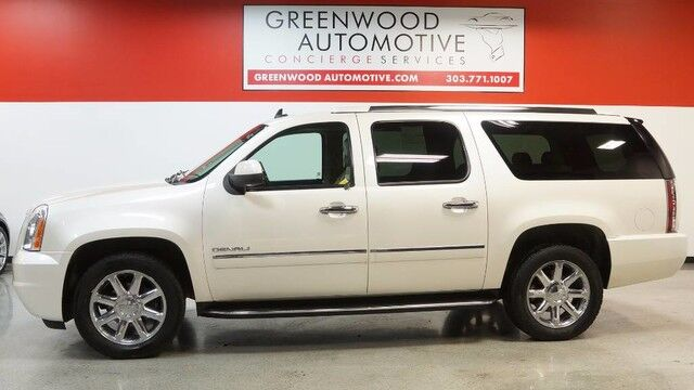 2012 GMC Yukon XL Denali Greenwood Village CO