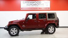 2007 Jeep Wrangler Unlimited Sahara Greenwood Village CO