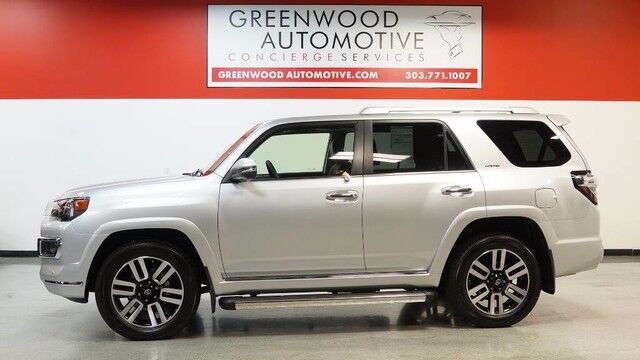 2015 Toyota 4Runner Limited Greenwood Village CO