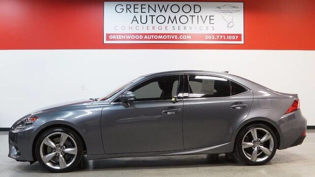 2014 Lexus IS 350  Greenwood Village CO