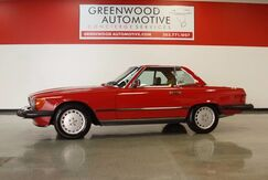 1989 Mercedes-Benz 560 Series 560SL Greenwood Village CO