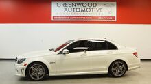2011 Mercedes-Benz C-Class C63 AMG Greenwood Village CO