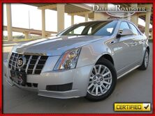 Cadillac CTS Sedan Luxury Remote Engine Start MSRP $39,050 2012