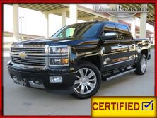 Chevrolet Silverado 1500 1 Owner Clean Carfax High Country Nav Back-Up Camera 2014