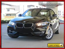 BMW 228i Convertible 2016