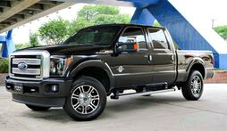 2015 Ford Super Duty F-250 SRW Platinum Carrollton TX