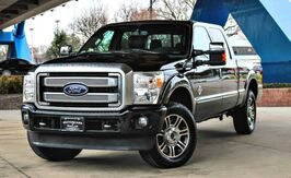 2013 Ford Super Duty F-250 SRW Platinum Carrollton TX