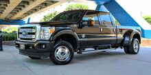 2013 Ford Super Duty F-350 DRW Platinum Carrollton TX