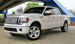 Ford F-150 Lariat Limited 2011