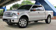 2013 Ford F-150 Platinum Carrollton TX