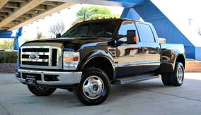 2008 Ford Super Duty F-350 DRW Lariat Carrollton TX
