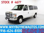 2012 Ford E150 ~ XLT ~ Luxury Captains Chair Package ~ Only 67K Miles!