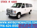 2012 Ford E350 ~ XLT ~ Luxury Captains Chair Package