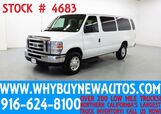 2013 Ford E350 ~ Luxury Captains Chair Package ~ Only 67K Miles!