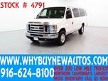 2012 Ford E350 ~ XLT ~ Luxury Captains Chair Package ~ Only 51K Miles!
