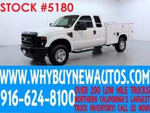2008 Ford F350 ~ 4x4 ~ Diesel ~ Extended Cab ~ Utility ~ Only 60K Miles! Rocklin CA