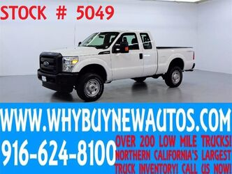Ford F250 ~ 4x4 ~ Extended Cab ~ Only 38K Miles! 2015