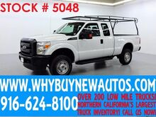 2015 Ford F250 ~ 4x4 ~ Extended Cab ~ Only 33K Miles! Rocklin CA