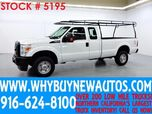 2015 Ford F350 ~ 4x4 ~ Extended Cab ~ Only 73K Miles!