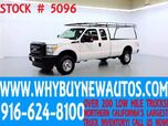 2015 Ford F350 ~ 4x4 ~ Extended Cab ~ Only 65K Miles!