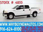 2014 Ford F150 ~ Crew Cab ~ Ecoboost Engine ~ 4x4 ~ Only 55K Miles!