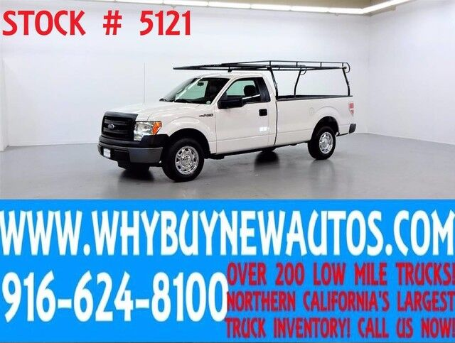 2013 Ford F150 ~ Only 35K Miles! Rocklin CA