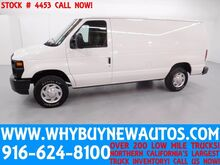2009 Ford E150 ~ Cargo Van ~ Only 40K Miles! Rocklin CA