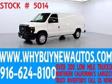 2012 Ford E150 ~ Cargo Van ~ Racks and Shelves ~ Only 27K Miles! Rocklin CA