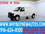 2010 Ford E250 ~ Cargo Van ~ Shelves ~ Only 14K Miles!